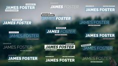 Lower Thirds Pack II by Omegan After Effects and Above No plugins required Very easy to use Full HD resolution Customizable (color, size, duration) After Effects Projects, After Effects Templates, Newsletter Templates, Logo Templates, Web Design, Logo Design, Typography Layout, Lettering, Brand Manual