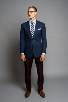 How It Should Fit: The Suit Jacket, Articles of Style.