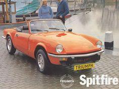 43 Popular Triumph Spitfire 1500 Images Br Car British Car