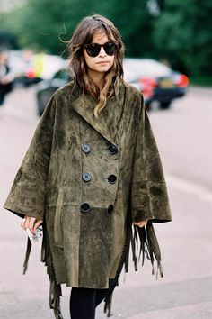 Honestly - she could wear anything and I would pin her for the cuteness:-)
