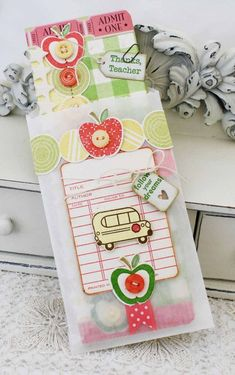 Thanks, Teacher Notebook and Gift Packaging by Melissa Phillips for Papertrey Ink (June Classroom cute teacher gift Teacher Gift Teach. Teacher Cards, Teacher Gifts, Pretty Packaging, Gift Packaging, Craft Gifts, Diy Gifts, Karten Diy, Craft Sale, Paper Cards