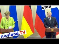 Putins Rede bei Merkel auf deutsch