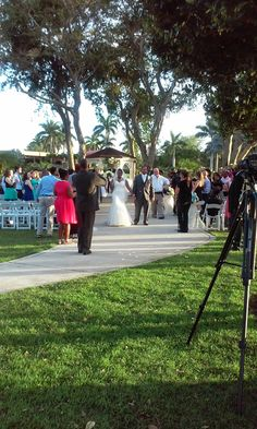 Jacaranda Country Club Has Some Of The Nicest Staff Wedding Officiant