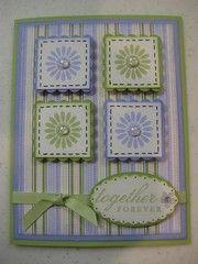 4 tile card by Vicki