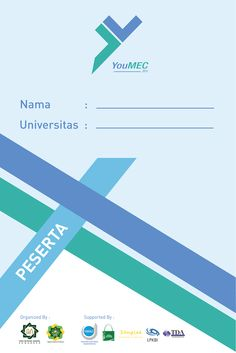"""Desain Id Card Peserta Event """"YouMEC- Young Moslem Entrepreneur Camp"""" Program Studi Ilmu Komunikasi - UIN Sunan Ampel Surabaya.."""