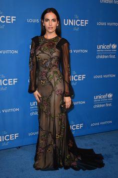 Gala UNICEF. Camilla Belle