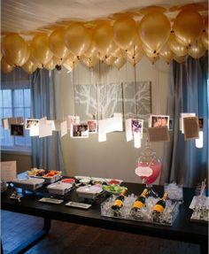 Quizás estos sean los meses del año donde más cumpleaños se celebran. Compartimos con todos vosotros esta idea para decorar el salón para esa fecha tan importante.