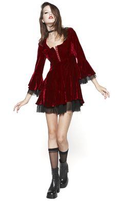 Poison Ivy Dress