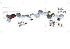 CD diseño de portada YANI MARTINELLI Bubble Station 2014