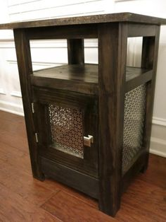 Kentwood inspired Nightstand | Do It Yourself Home Projects from Ana White