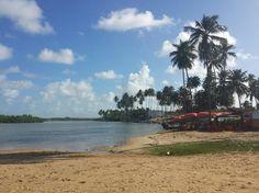 Praia do Batel, Coruripe, Alagoas