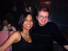 Glenny & Me - North Carolina 2004    Modified using The GIMP