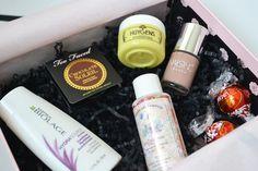 Glossybox d'octobre #Glossybox #Beautybox #October