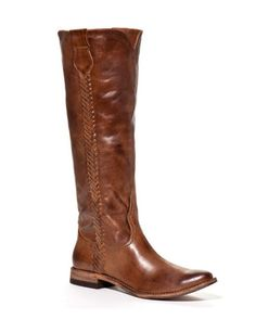I can smell the leather ! I Love these and of course I need just one more pair of boots ! justsydne