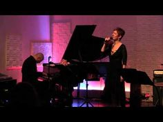 Deborah Latz & Jon Davis Duo 'Moon River' Somethin' Jazz Club NYC November 15, 2011 - YouTube