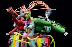 Body painting festival in Austria – gallery of photos