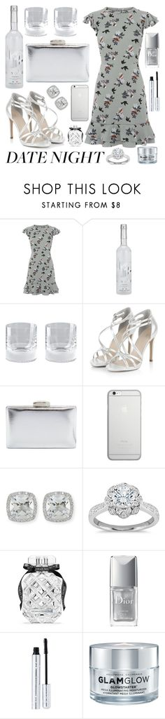 """""""Date Night"""" by katie-longmore ❤ liked on Polyvore featuring Oasis, Rosenthal, La Sera, Native Union, Frederic Sage, Zac Posen, Victoria's Secret, Christian Dior, 100% Pure and GlamGlow"""