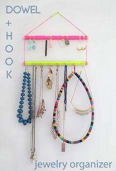 Customize It… Jewelry Organizer