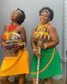 Zulu Traditional Attire, African Traditional Dresses, African Beauty, African Fashion, Pan Africanism, Shweshwe Dresses, Clothing Styles, Patience, Bridesmaids