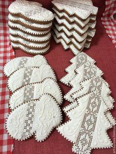 """Купить Набор пряников""""Для снегурочки"""" - роспись пряников, расписной пряник, сахарная глазурь, корпоративный подарок"""