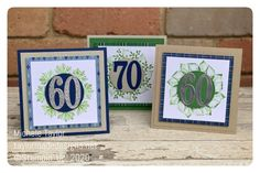 AWH Team Creative Showcase for February - Cards for the Special Man in Your Life - Taylor Made Designs