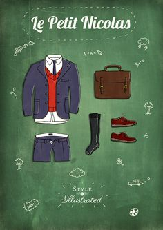 STYLE ILLUSTRATED