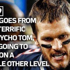 go tom!