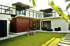 casa marea   loft container Diseño y proyeccion ECOVERT luz elena moreno