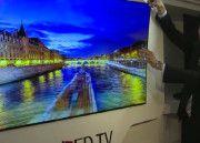 Conoce sobre LG TV OLED de increíble delgadez