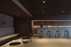 a popular gourmet haunt has transformed into the city's sleekest dining venue.