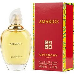 AMARIGE by Givenchy - EDT SPRAY 1.7 OZ