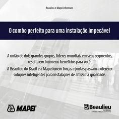 Uma grande novidade para você!    #beaulieudibrasil #mapei #soluções #inovação