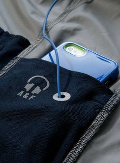 Abercrombie Active Running Jacket