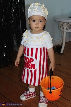 Waking Popcorn   Halloween Costume Contest At Costume Works.com