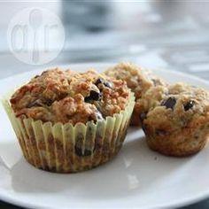 Banana Choc-Chip Muffins @ allrecipes.com.au