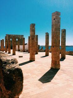 Tonnara - Vendicari , Sicilia | redgiuli | VSCO Grid™