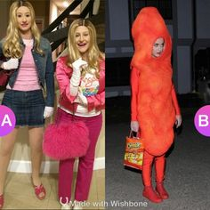 Favorite celeb Halloween costume? Make yours @ http://bit.ly/Wish2