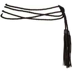 Rope Weave Tassle Detail Waist Belt (25 AUD) ❤ liked on Polyvore featuring accessories, belts, fringe belt, weave belt, rope belt, fringe waist belt and tassel belt