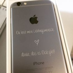 Apple iPhone 6 Gravur by http://www.laser-tattoo.info  #love #Gravur #trotec #apple #iphone6 #trotec #engrave