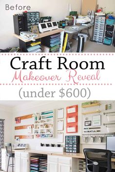Ikea Craft Storage, Ikea Craft Room, Small Craft Rooms, Sewing Room Storage, Craft Room Decor, Sewing Room Organization, Cricut Craft Room, Sewing Rooms, Diy Storage