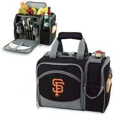 San Francisco Giants Picnic Pack With Service for 2 -Malibu by Picnic Time