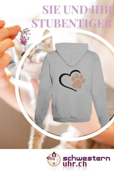Du und dein Stubentiger Sweatshirts, Sweaters, Fashion, Comfortable Work Shoes, Funny Hoodies, Jacket With Hoodie, Rain Jacket, Hang In There, Fall