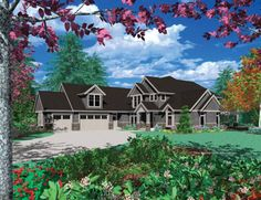 Mascord House Plan 2345c