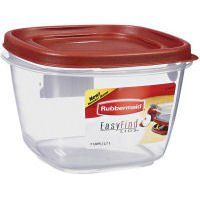 Rubbermaid Easy Find Food Storage 7 Cup Pack 6 ** This is an Amazon Affiliate link. Want additional info? Click on the image.