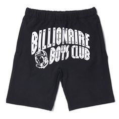 BILLIONAIRE BOYS CLUB LARGE LOGO SWEATSHORT 15SPRING