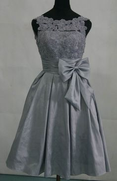 siler bridesmaid dresses  | silver wedding dresses ladies silver special occasion dresses with ...