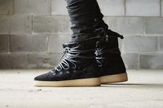 Represent Dusk Boot Black Brown Stone