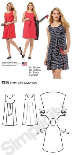 Amazing Sewing Patterns Clone Your Clothes Ideas. Enchanting Sewing Patterns Clone Your Clothes Ideas. Dress Sewing Patterns, Sewing Patterns Free, Sewing Tutorials, Clothing Patterns, Sewing Tips, Easy Sew Dress, Diy Dress, Techniques Couture, Sewing Techniques