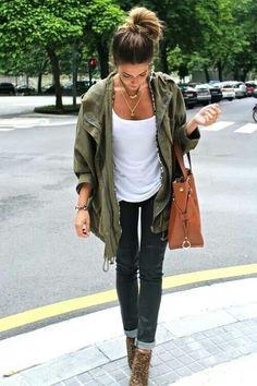 Camo green, white, leopard jacket ?