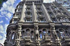 Buenos Aires - Art Nouveau | Edificio Otto Wulff